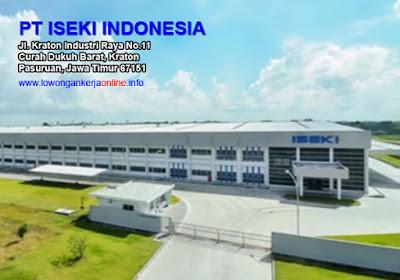 PT ISEKI INDONESIA