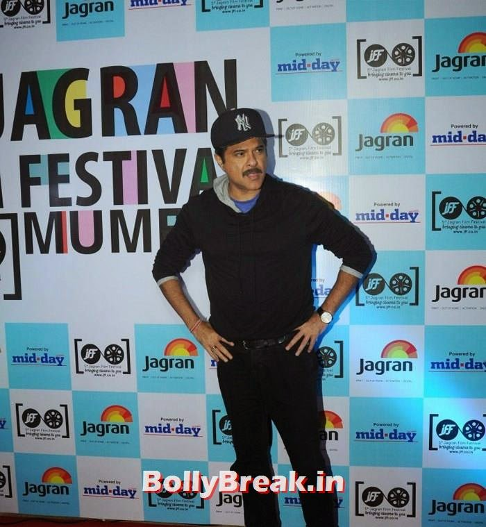 Anil Kapoor, 5th Jagran Film Festival Red Carpet Pics