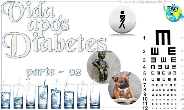 Diabetes, Vida após Diabetes, Saúde, Gastronomia, Terra de Nerd