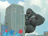 King Kong in the Smokies