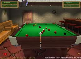 Download 3D live snooker full version for free (Windows)