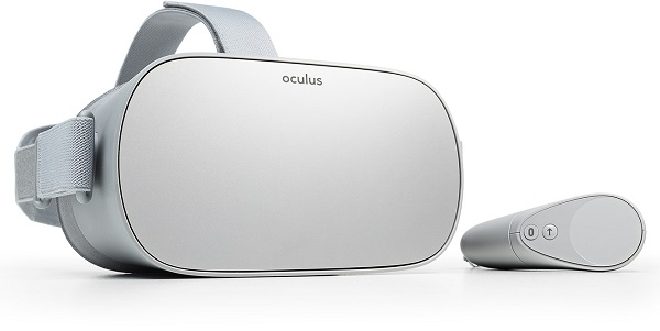 Oculus Connect 2017: Facebook launches Oculus Go standalone VR headset