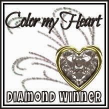 Color My Heart Diamond Award Winner