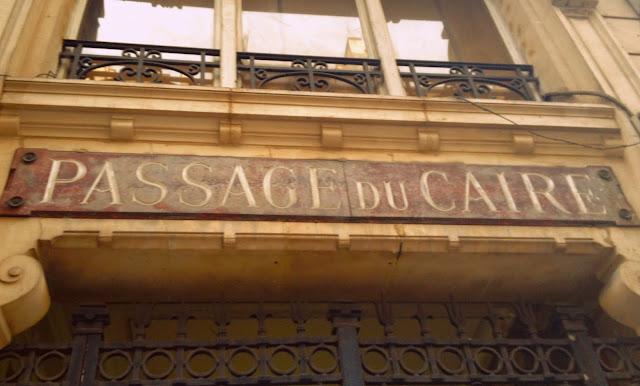 passage du caire París