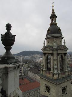 Vistas desde torre basílica San de Esteban