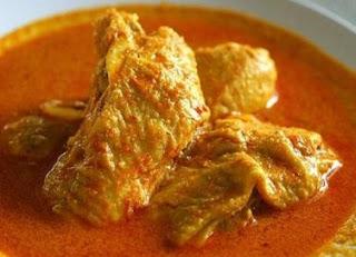 Resep Kare Ayam Kuah Spesial