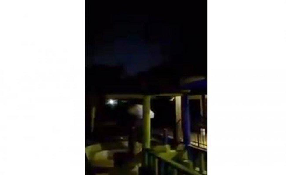 """Video, Balaceras en Matamoros tras captura de """"El Contador"""" lider del Cartel del Golfo"""