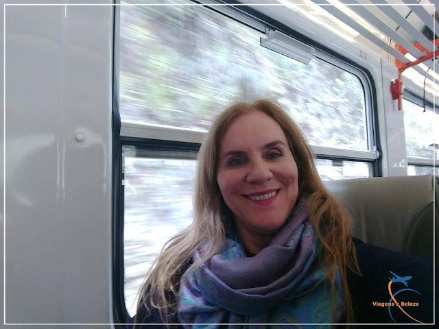 Viagem de trem com a Inca Rail, Peru
