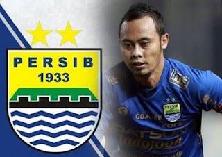 Atep Tanggapi Rumor Keluar dari Persib ke Klub Thailand