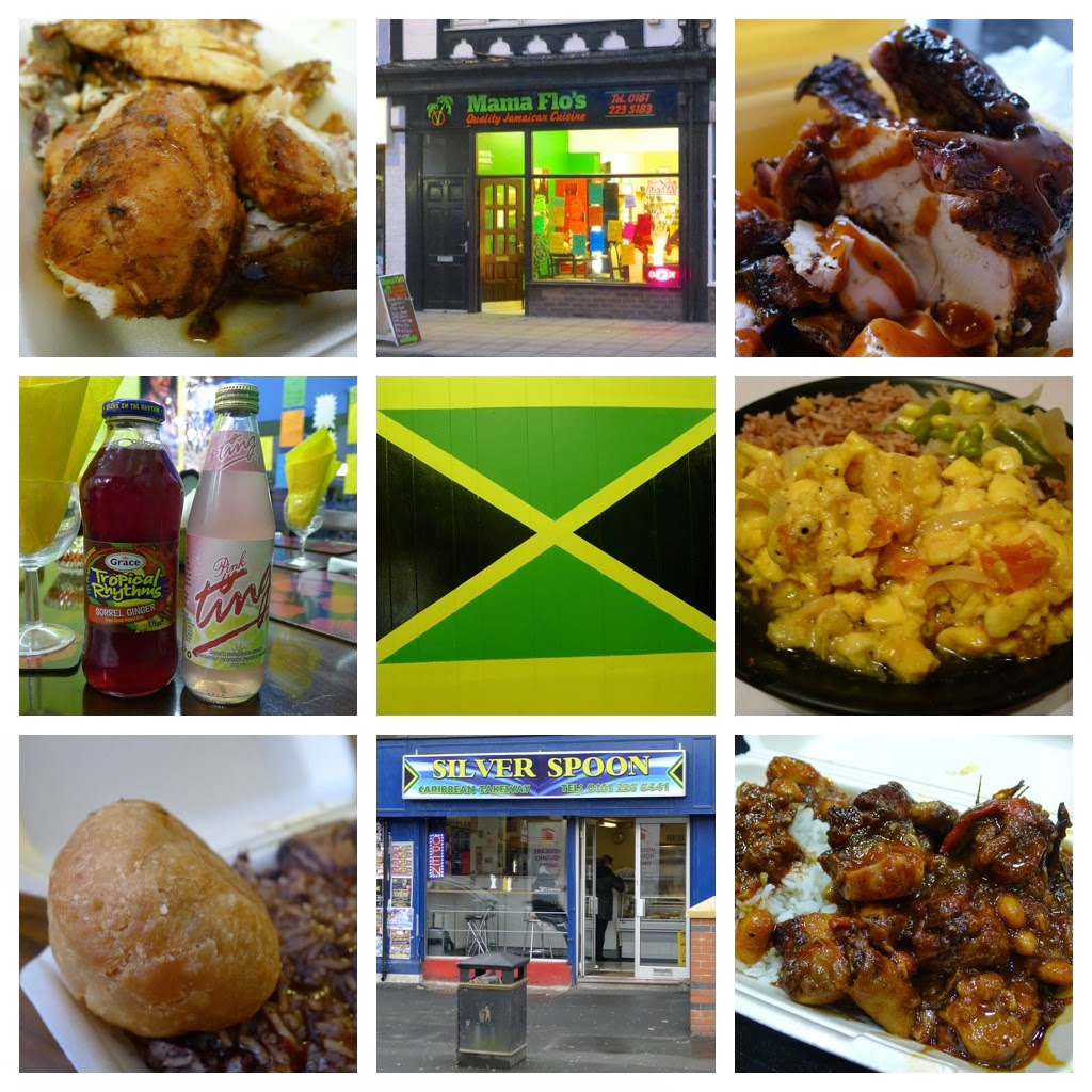Carribean Restaurants Manchester