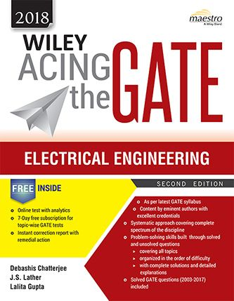 Wiley Acing The Gate Electrical Engineering Pdf Free