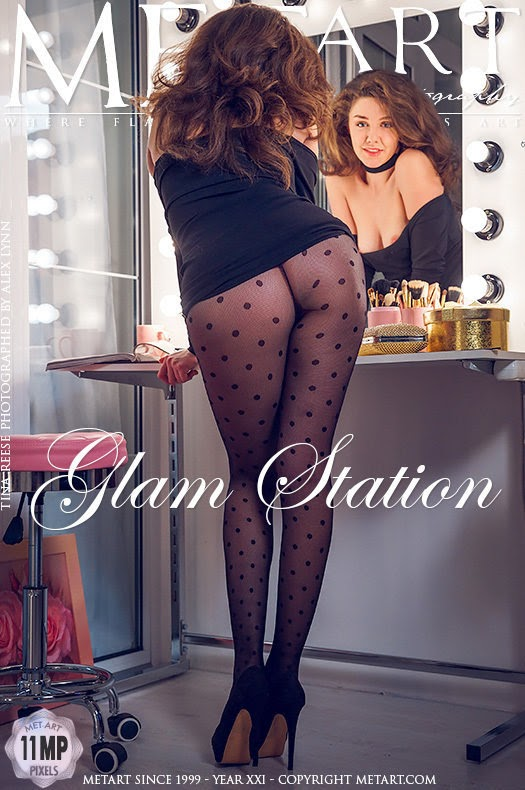 [Met-Art] Tina Reese - Glam Station