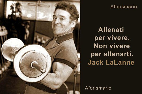 Top Aforismario®: Palestra, Fitness e Ginnastica - Frasi ginniche LO13