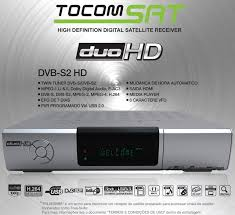 TOCOMSAT DUO HD + NOVA ATUALIZAÇÃO 13/07/2015