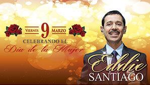 Poster Concierto de Eddie Santiago en Bogota
