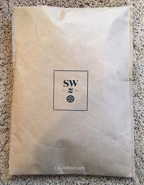 lululemon seawheeze-2016 envelope