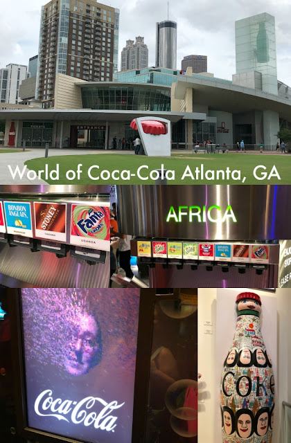 World of Coca-Cola 121 Baker St NW, Atlanta, GA 30313