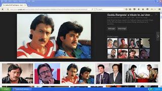 Gaya Kumis Aktor India