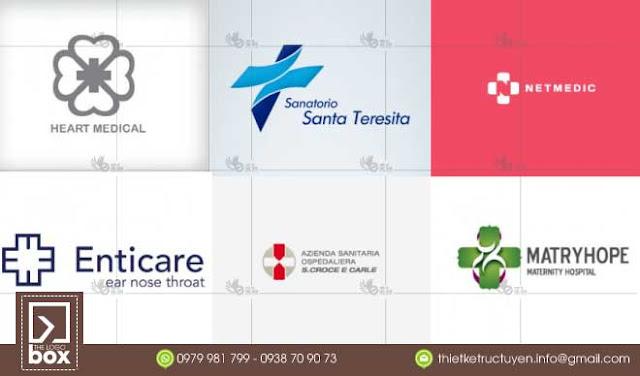 Logo nhà thuốc | Thiết kế logo nhà thuốc - phòng khám