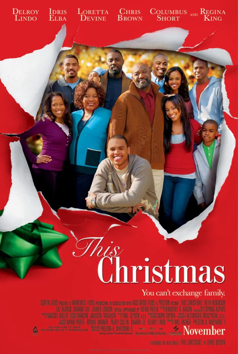 This Christmas (2007) ταινιες online seires oipeirates greek subs