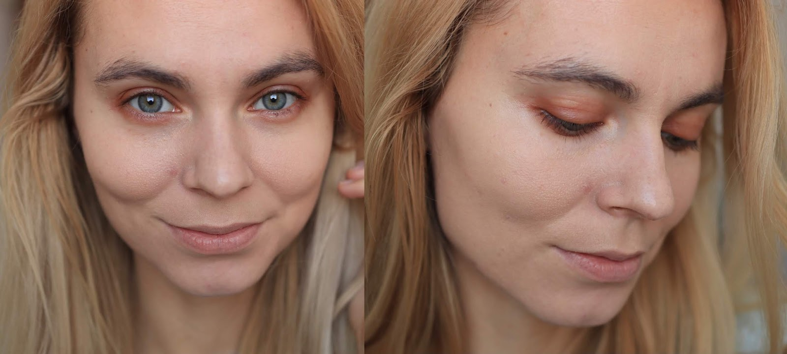 2nd skin 100 percent pure make up