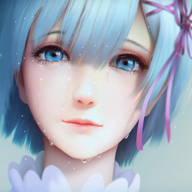 Rem Rem Re:Zero Wallpaper Engine