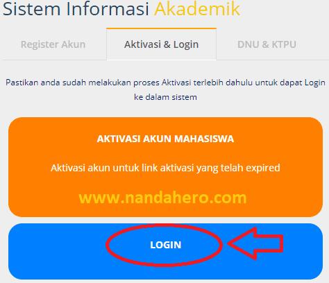 cek pendaftaran registrasi mata kuliah universitas terbuka sudah berhasil  lunas belum