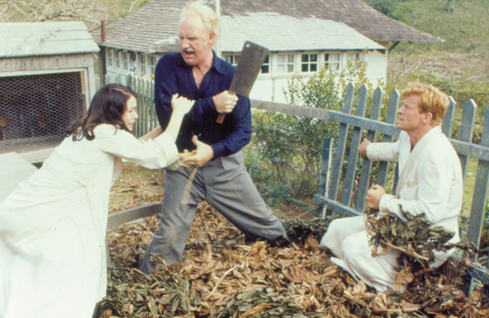 Film Intel: Masters Of Cinema #132 - Eureka - Blu-ray Review