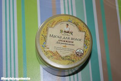 Bania Agafii Maska drożdżowa - czy naprawdę pobudza wzrost włosów?