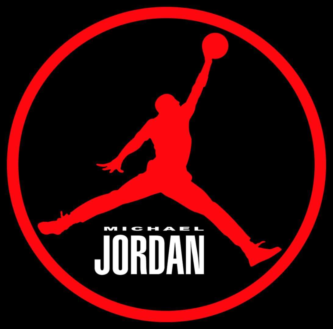 Michael Jordan Logo Room Wallpapers
