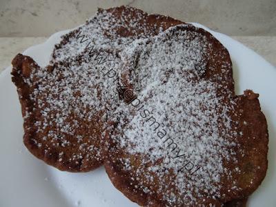 Racuszki kakaowe