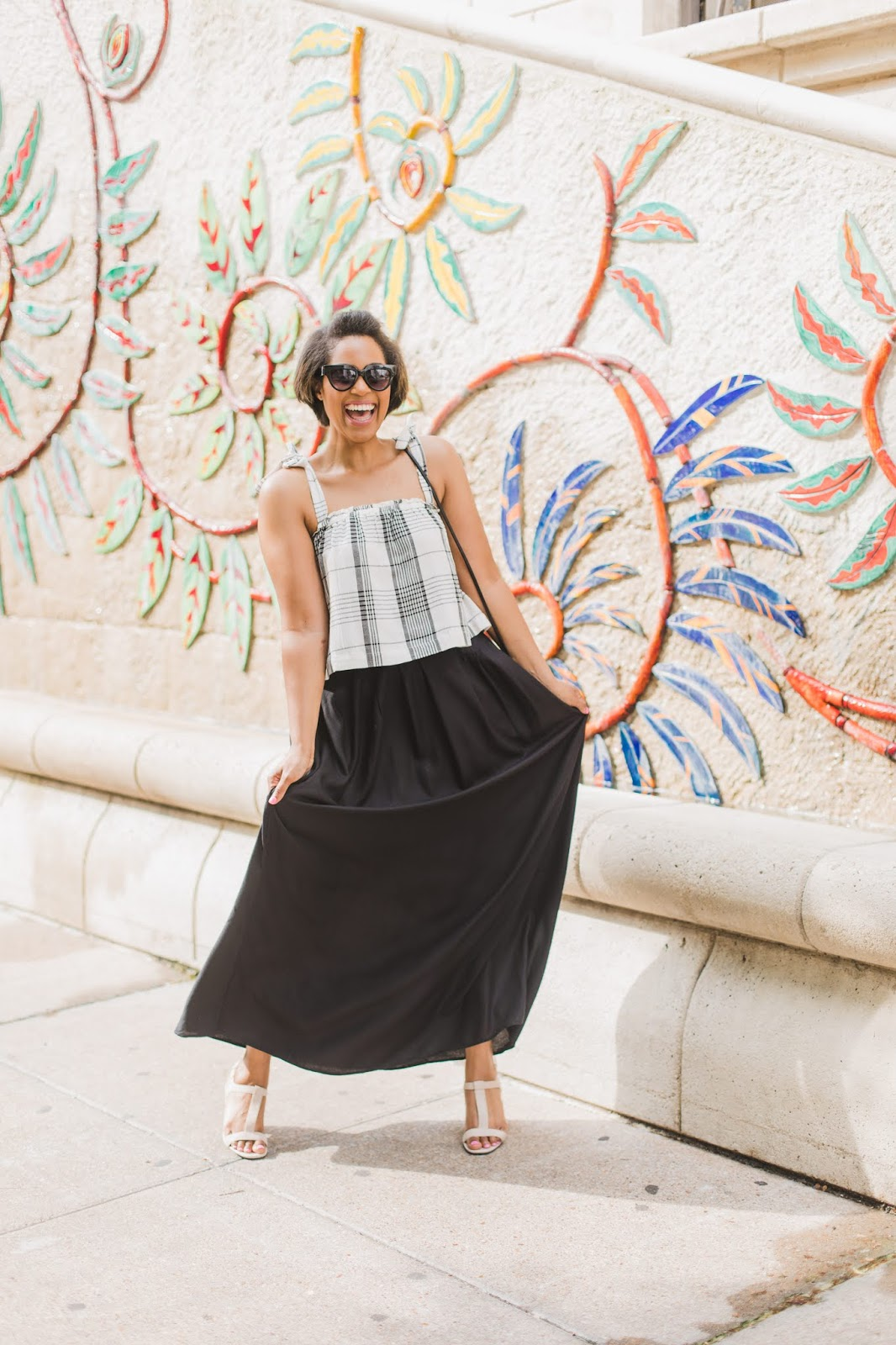 The Perfect Length Crop Top: Style Two