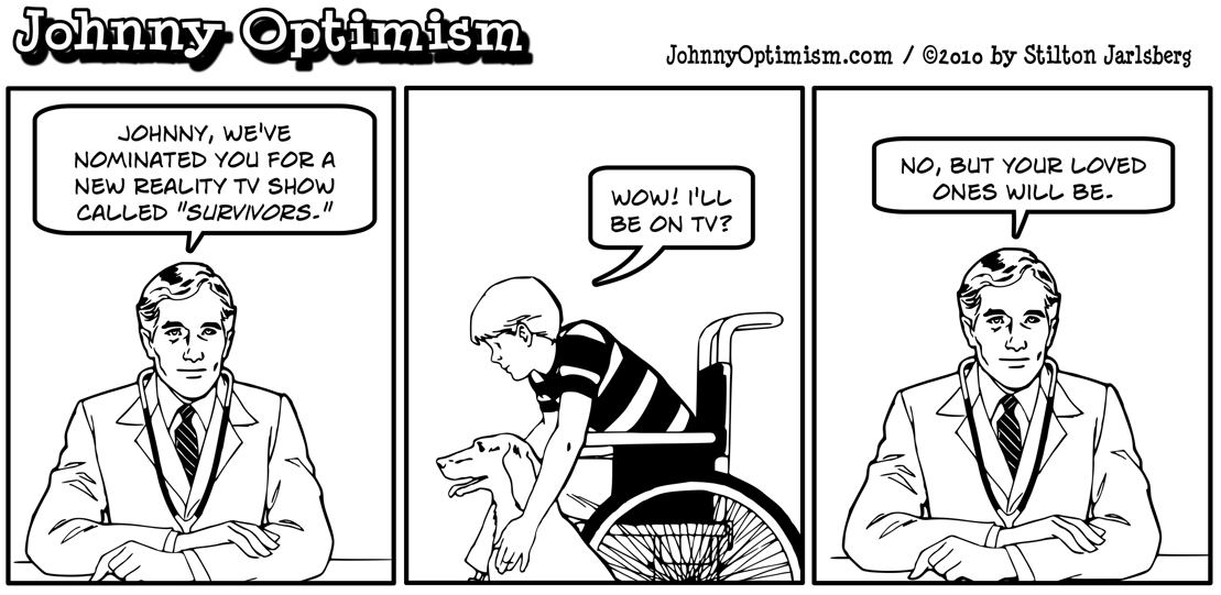 Johnny Optimism, johnnyoptimism