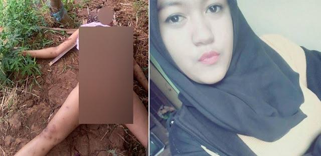 Siswi Berhijab tanpa Celana Dibunuh Tengah Malam, Pelaku Sakit Hati Diejek
