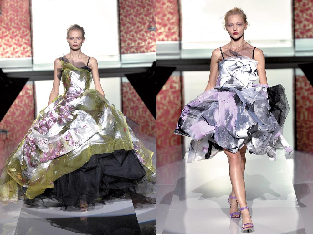 The Rhythm Of Fashion Modern Rococo Style Inspiration