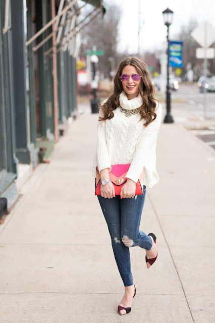 Favorite white sweater under $30