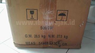 Spesifikasi Berat Automatic Voltage Regulator Masko