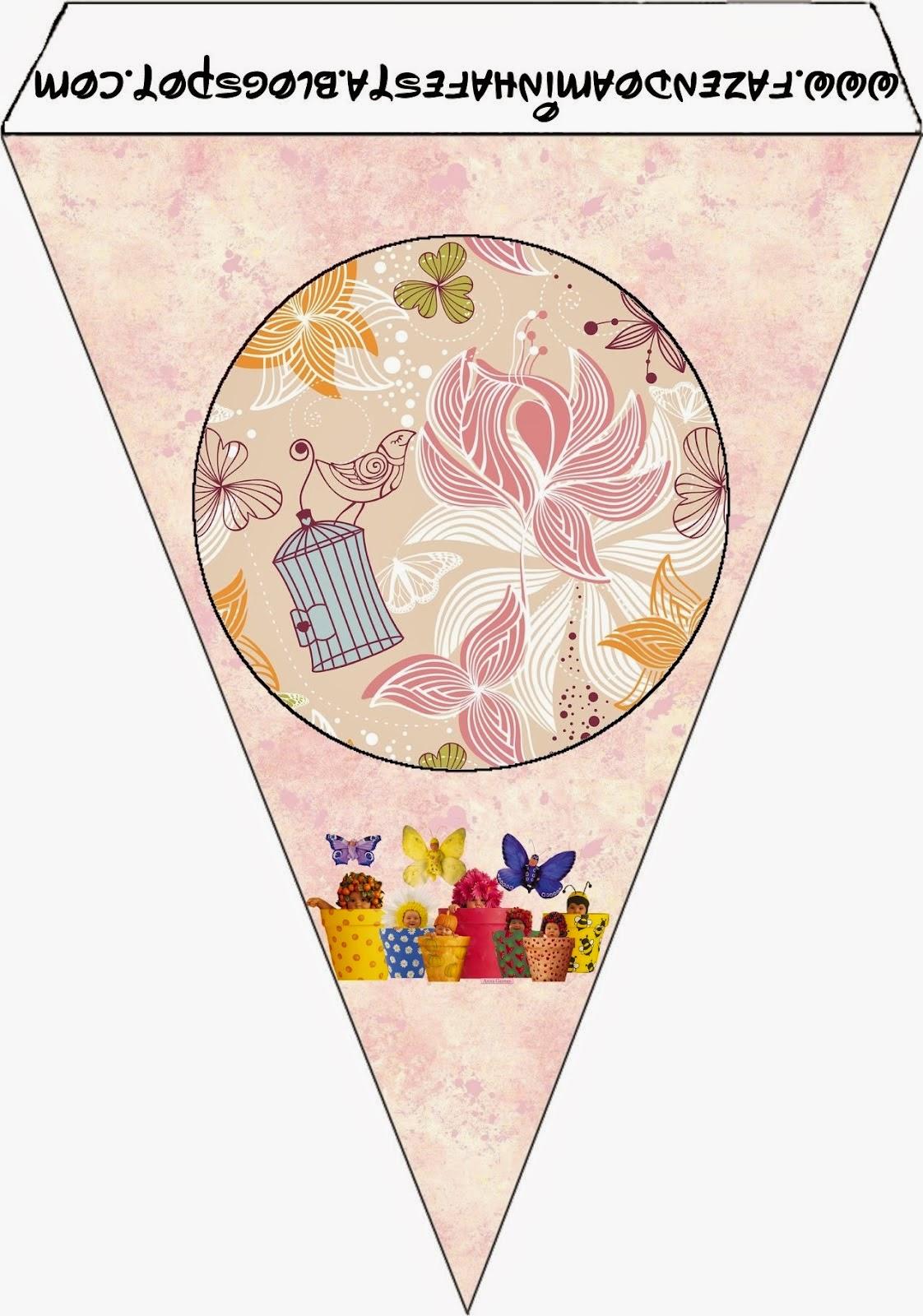 Anne Geddes: Imprimibles Gratis para Fiestas de Primavera. | Oh My Bebé!