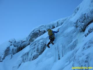 fernando calvo guia de alta montaña uiagm picos de europa , escaladas y alpinismo