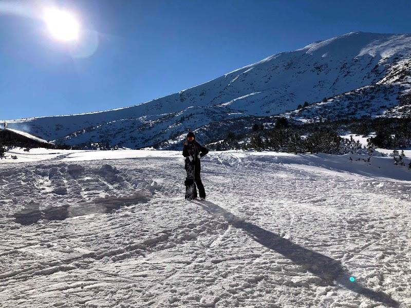 Безбог - райско място за ски и сноуборд
