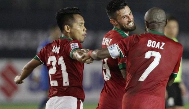 AGEN BOLA - Lawan Portugal, Luis Milla Juga akan Turunkan Tim Senior