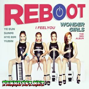 Wonder Girls - REBOOT (2015) Album cover