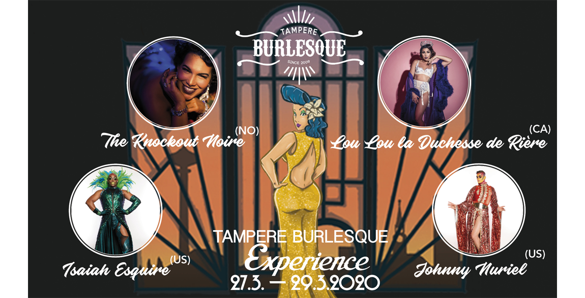 Tampere Burlesque Experience 2020