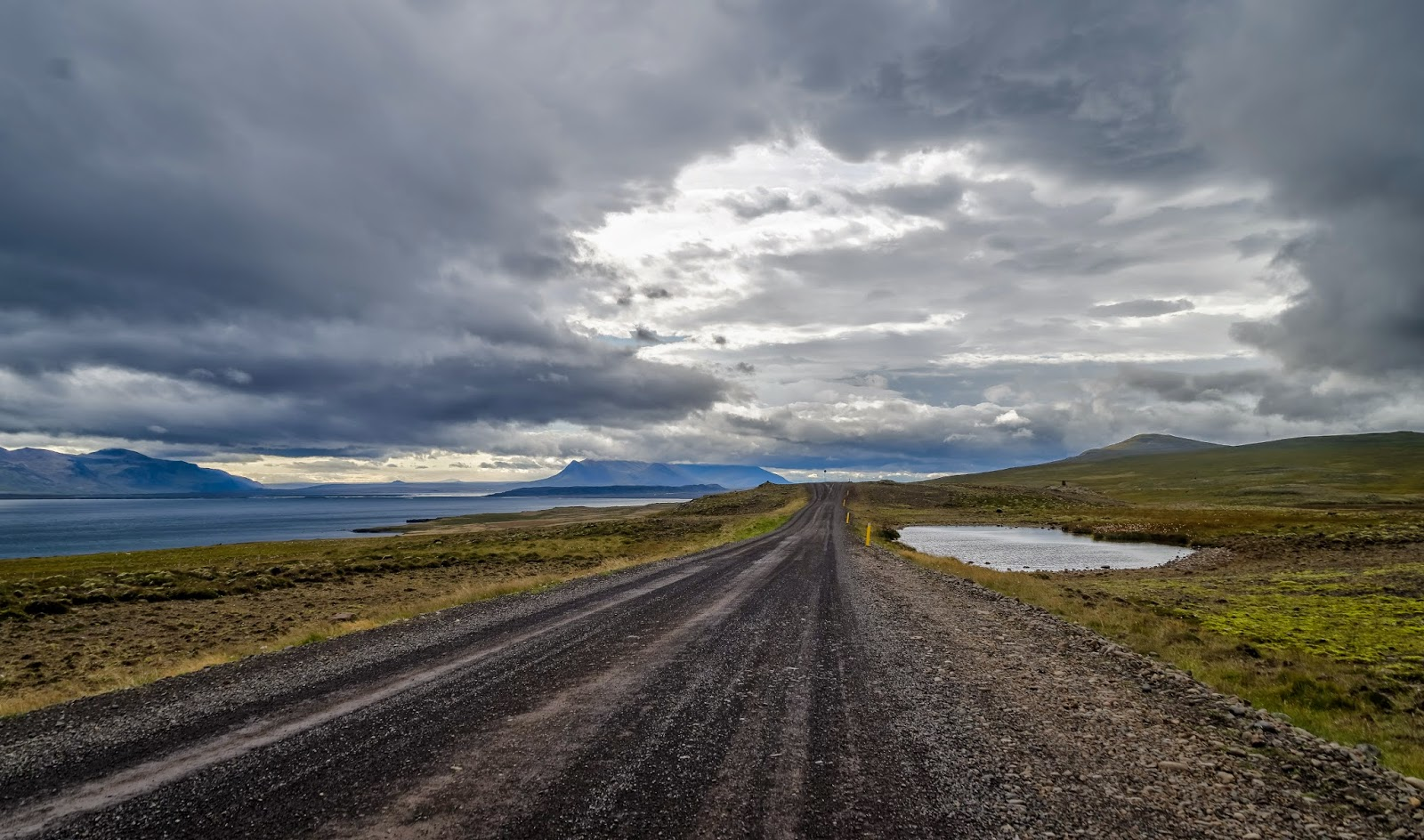 Vatness Islande Roadtrip