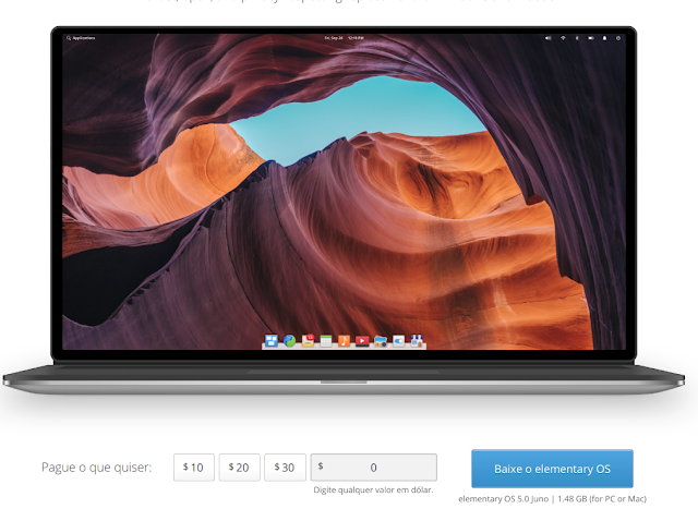 elementary OS Download Grátis