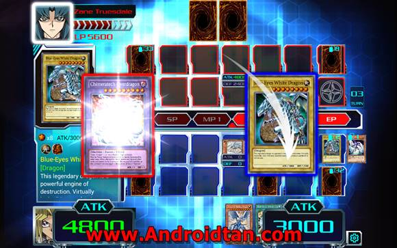 Free Download Yu-Gi-Oh! Duel Generation Mod Apk v65a Full Data Android Terbaru 2017