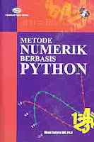 Judul Buku : Metode Numerik Berbasis Python