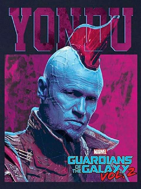 Yondu en Guardians of the Galaxy Vol 2