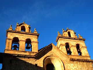 Capilla de San Antonio Abad, em Cusco