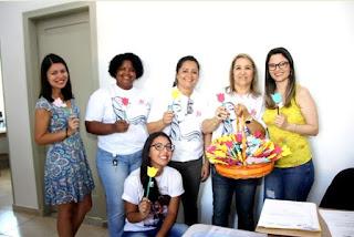 CRAM realiza palestras de conscientização no Dia Internacional da Mulher